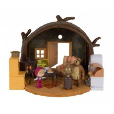 ست بازی ماشا مدل خانه خرس, image 2