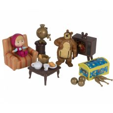 ست بازی ماشا مدل خانه خرس, image 5