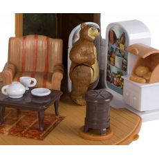 ست بازی ماشا مدل خانه خرس, image 6