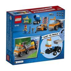 لگو مدل کامیون راه سازی سری جونیور (10750), image 2