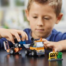 لگو مدل کامیون راه سازی سری جونیور (10750), image 5