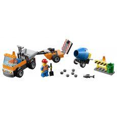 لگو مدل کامیون راه سازی سری جونیور (10750), image 4