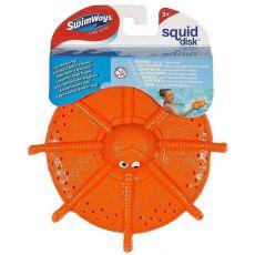 بازی آبی دیسک اختاپوس آبپاش (نارنجی), image 1