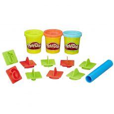 ست خمیربازی مدل اعداد Play Doh, image 2