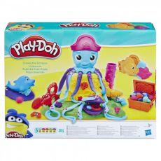 ست خمیربازی مدل اختاپوس شرور Play Doh, image 1