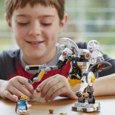 لگو مدل ربات EGGHEAD جنگده سری فیلم بتمن (70920), image 3