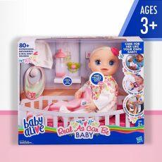 عروسک بیبی الایو Baby Alive مدل یک بیبی واقعی, image 4