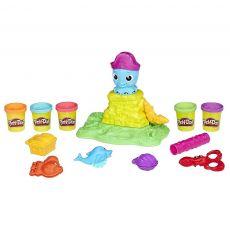 ست خمیربازی مدل اختاپوس شرور Play Doh, image 4