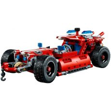 لگو 2X1 مدل ماشین آتش نشانی RESPONDER سری تکنیک (42075), image 3