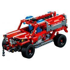 لگو 2X1 مدل ماشین آتش نشانی RESPONDER سری تکنیک (42075), image 4