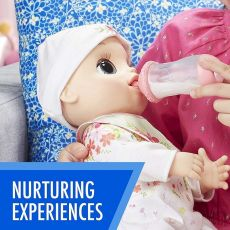 عروسک بیبی الایو Baby Alive مدل یک بیبی واقعی, image 8