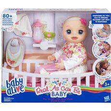 عروسک بیبی الایو Baby Alive مدل یک بیبی واقعی, image 1
