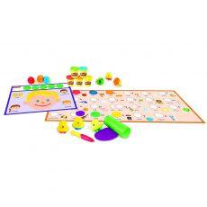 ست خمیربازی آموزش حروف انگلیسی Play Doh, image 2