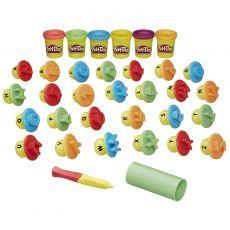 ست خمیربازی آموزش حروف انگلیسی Play Doh, image 3