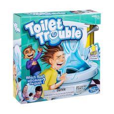 توالت دردسر ساز, image 1