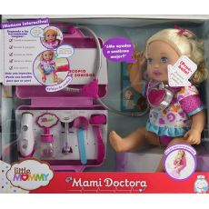 ست بازی اولین چکاپ کودک Little mommy, image 1
