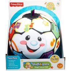 بازی آموزشی توپ فوتبال موزیکال Fisher Price, image 1