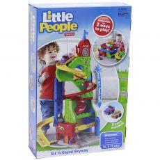 ست پیست هوایی 2 در 1 Little People, image 1