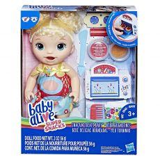 عروسک Baby Alive  مدل SNACKIN TREATS, image 1