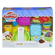ست خمیربازی مدل خواربارفروشی Play Doh, image 1
