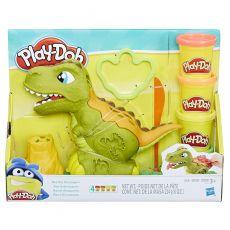 ست خمیربازی دایناسور Rex, image 1