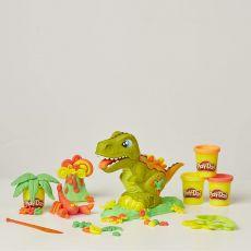 ست خمیربازی دایناسور Rex, image 3