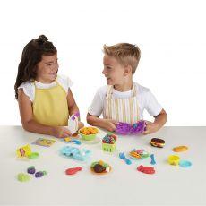 ست خمیربازی مدل خواربارفروشی Play Doh, image 4