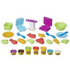 ست خمیربازی مدل خواربارفروشی Play Doh, image 2