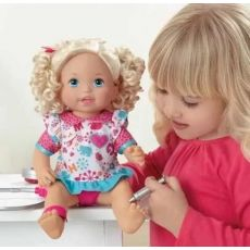 ست بازی اولین چکاپ کودک Little mommy, image 4