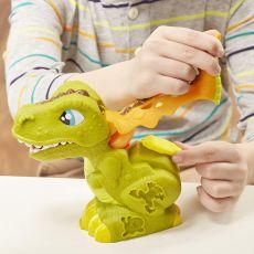 ست خمیربازی دایناسور Rex, image 5