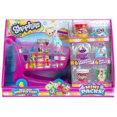 چرخ خرید  عروسک های شاپکینز, image 1
