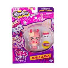 پک  دوتایی عروسک های شاپتز و شاپکینز  (Glama LLama), image 1