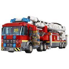 لگو مدل تشکیلات آتش نشانی شهر سری سیتی (60216), image 6