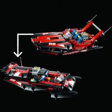 لگو 2x1 مدل قایق قدرت سری تکنیک (42089), image 6
