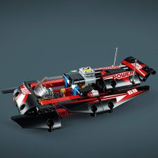 لگو 2x1 مدل قایق قدرت سری تکنیک (42089), image 7