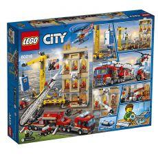 لگو مدل تشکیلات آتش نشانی شهر سری سیتی (60216), image 2