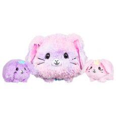عروسک پولیشی معطر بزرگPikmi Pops  مدل خرگوش Cinnabun, image 4