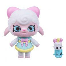 پک  دوتایی عروسک های شاپتز و شاپکینز  (Mello Lamb), image 2