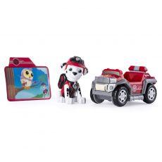 ماشین کوچک آتشنشانی مارشال سگهای نگهبان پاپاترول, image 3