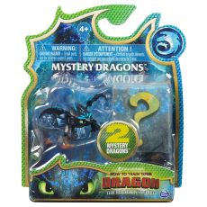 پک دوتایی فیگور شانسی اژدها (How to Train your Dragon), image 1