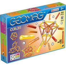 بازی مغناطیسی 64 قطعهای جیومگ مدل Color, image 1