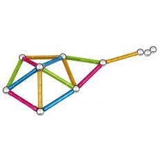 بازی مغناطیسی 30 قطعهای جیومگ مدل Glitter, image 6