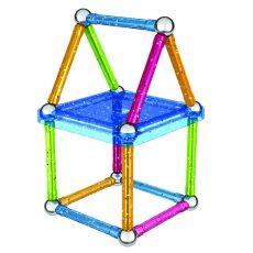بازی مغناطیسی 30 قطعهای جیومگ مدل Glitter, image 7