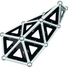 بازی مغناطیسی 68 قطعهای جیومگ مدل Black and White, image 12