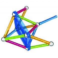 بازی مغناطیسی 30 قطعهای جیومگ مدل Glitter, image 9