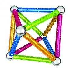بازی مغناطیسی 30 قطعهای جیومگ مدل Glitter, image 8