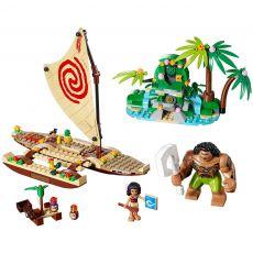 لگو مدل سفر دریایی موانا سری دیزنی (41150), image 2