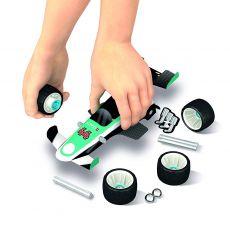 بازی مغناطیسی 25 قطعهای جیومگ مدل Team Nitro Wheels, image 4