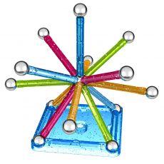 بازی مغناطیسی 30 قطعهای جیومگ مدل Glitter, image 3