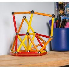 بازی مغناطیسی 64 قطعهای جیومگ مدل Color, image 3